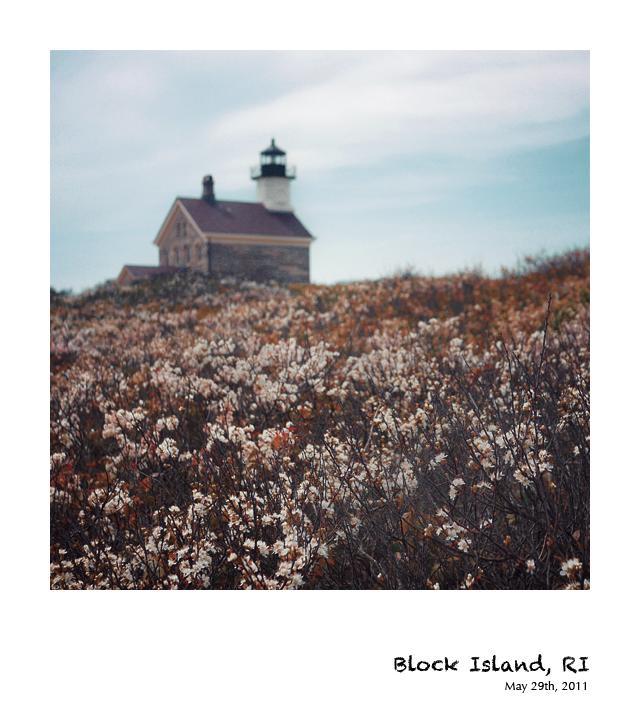 Block Island, revisit