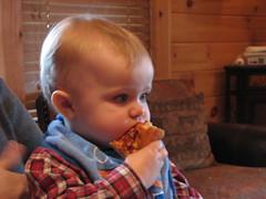 Mmm... Pizza!