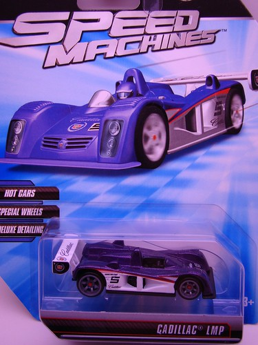 hws speed machines Cadillac LMP