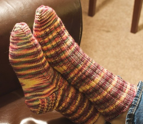 January 2010 socks