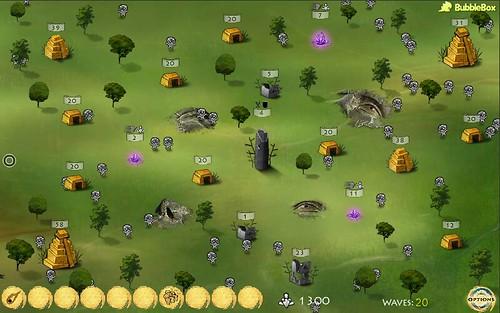 Bildschirmfoto-Play Civilizations Wars