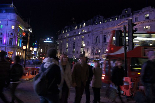 Piccadilly Circus!