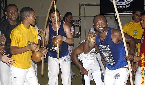 Capoeira CDLB 16 por você.