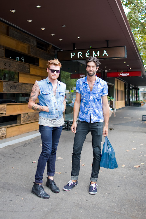 Boys of summer - Surry Hills