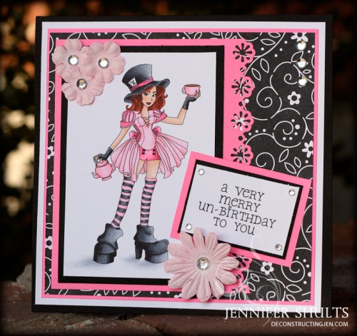 Mad Hatter PInk 2