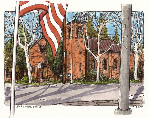 newman chapel, on presidents day