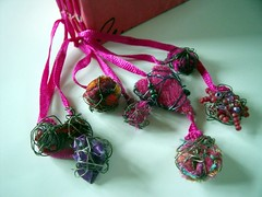 Constructed beads