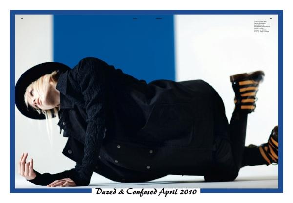 Dazed & Confused April 2010 8