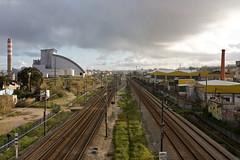 PK 13, Linha do Norte, 2010.03.03