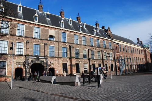 Den Haag Stadthuis