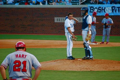 baseball: nc state @ unc, game two