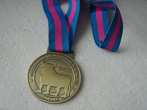 Finishers Medal