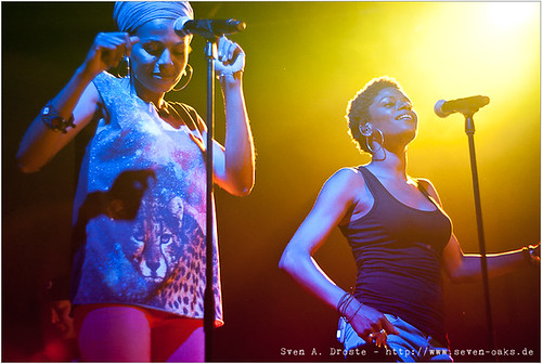 Mamadee Wappler & Tamika Edwards Otto / Gentleman & The Evolution