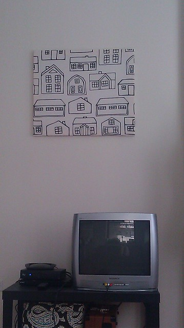 Apartment Wall Art DIY