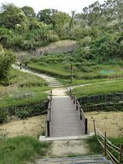 青青步道 @ 第一草原、第三草原間的山谷