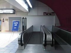 Concourse D's Abrupt End - St Louis