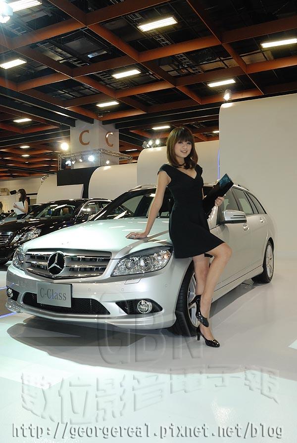 2010 臺北車展 - 賓士汽車 @ GBN 數位影音電子報 :: 痞客邦