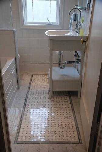 tile bath Rambling Renovators