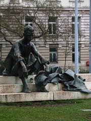 Jozsef Attila, Budapest