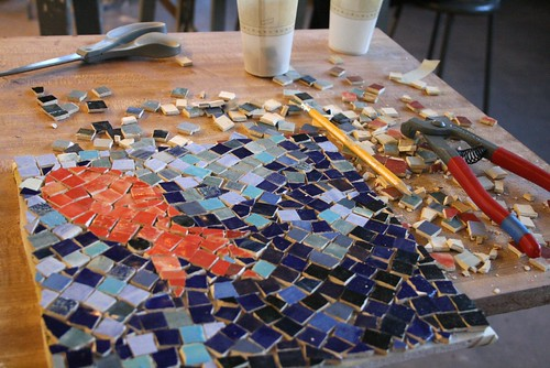 Ceramic Mosaic Workshop