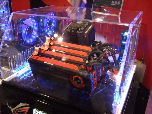 videocard graphicscard msi ces2010