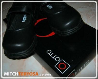 Otto Black Shoes