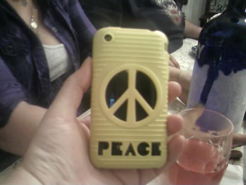 Peace phone