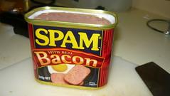 Spam! SPAM! Spam! SPAM! Spam! SPAM! Spam! SPAM...