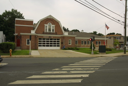 New Haven FD Engine 16