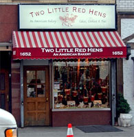 Two Little Red Hens - UES