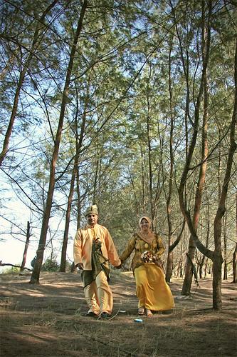 Outdoor Tanjung Kosong | Niza & Nizam