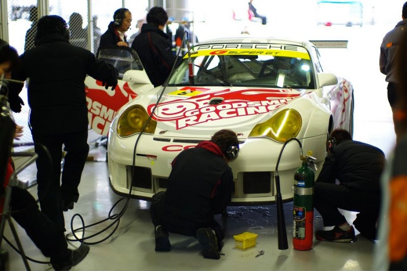 Super GT 2010 - 11