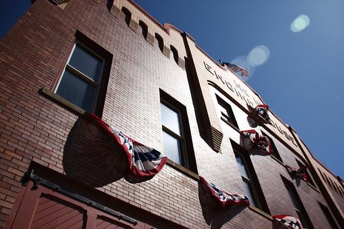 Fire Museum Facade