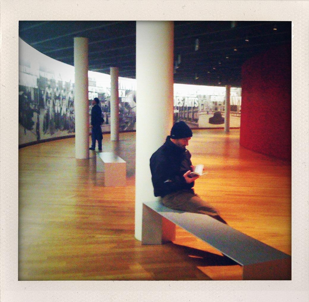 Museo Van Gogh - Edificio de exposiciones temporales