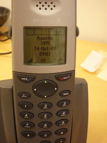 mi teléfono de empresa