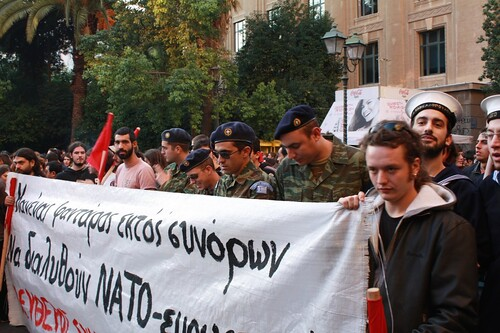 Athens Polytechnic uprising protest 2009 16:30:56.jpg
