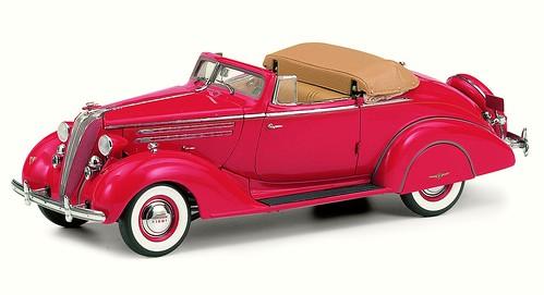 Hudson Eight 1936