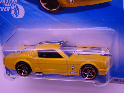 hws ford mustang fastback (2)