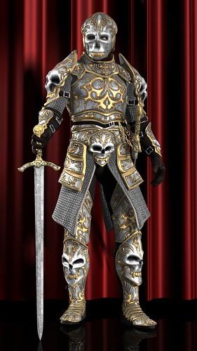 Skull Guard