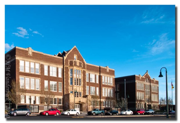 The Old Albuquerque High