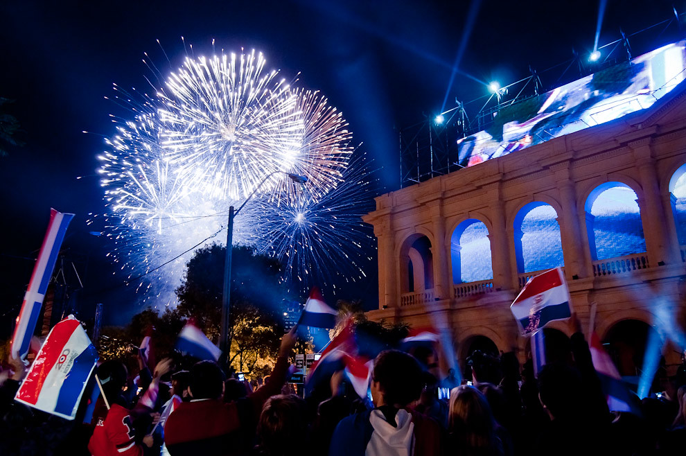Bicentenario Paraguayo Celebraciones  Yluuxcom