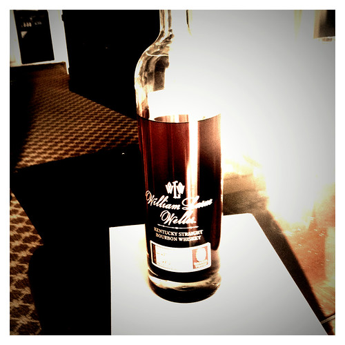 William Larue Weller Kentucky straight bourbon whiskey