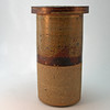 Derek Smith. Lidded container