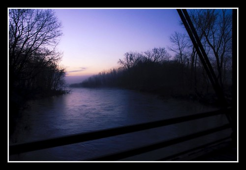 Mackinaw River Blue