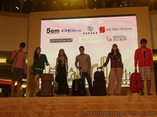 Mega Atrium Milan theme fashion