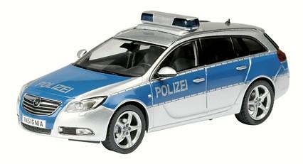 Schuco Opel Polizei