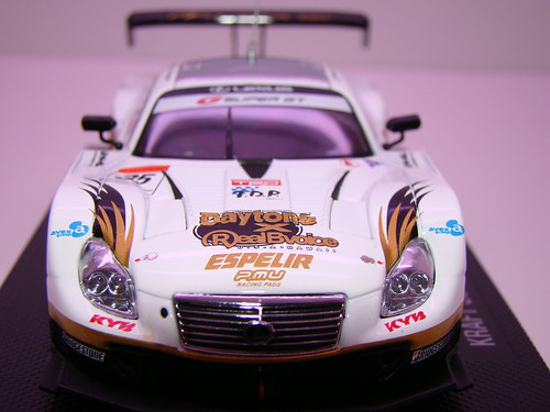 EBBRO KRAFT SC430 SUPER GT 2009 NO (3)