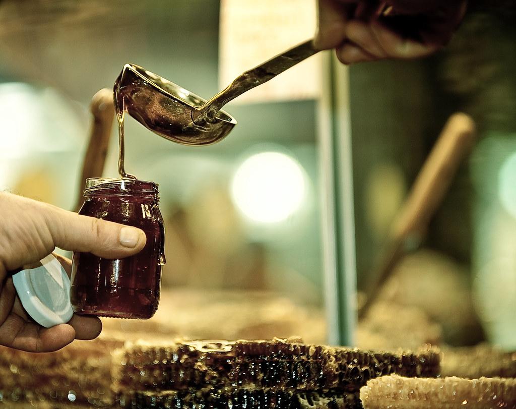 Honey Ladle