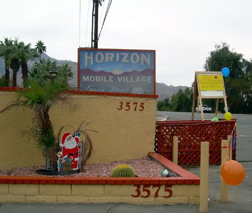 Mobile Village sale