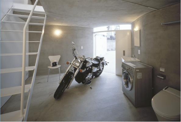 casa de motoqueiro